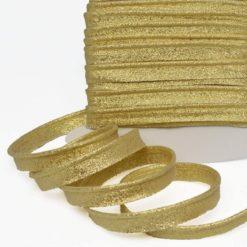 passepoil lurex doré