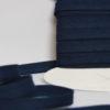 Biais coton bleu marine de belle qualité