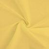 Tissu popeline coton jaune de belle qualité