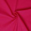 Tissu popeline coton fushia de belle qualité