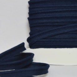 Passepoil coton marine de belle qualité - Passepoil couture marine