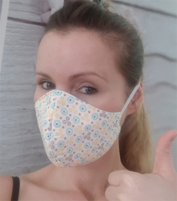 Comment coudre un masque de protection