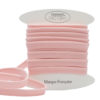 passepoil coton rose layette