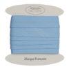 Cotone cucitura sbieco Blu chiaro