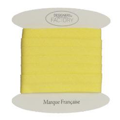 Gelb Baumwoll Schrägband