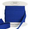 Cotone cucitura sbieco Blu reale