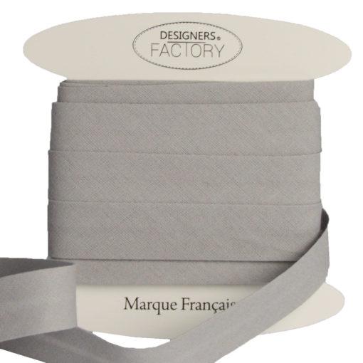 Cotone cucitura sbieco Grigio