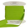 Cotone cucitura sbieco Verde chiaro