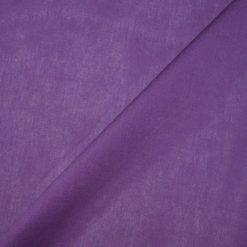 tissu popeline violet_
